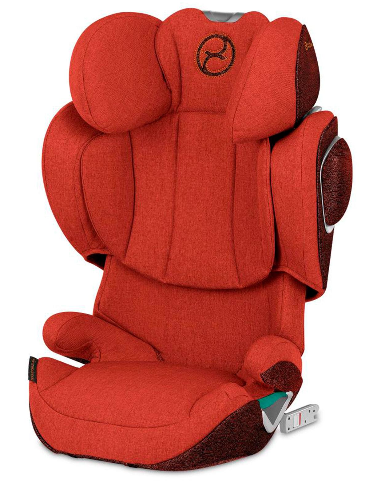 Купить 2273114, Автокресло CYBEX, оранжевый, 3994528170239