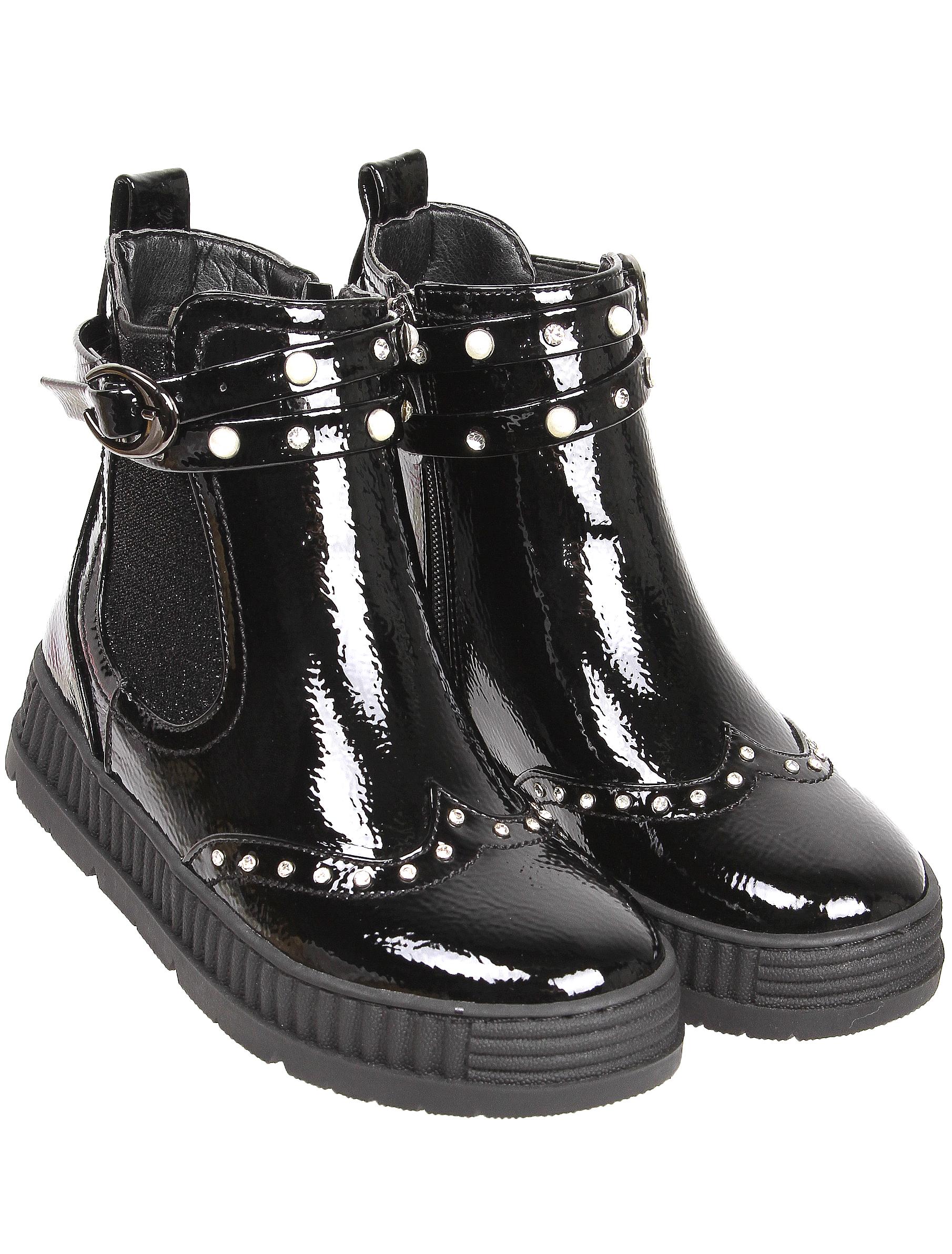 Купить 2121603, Ботинки GIOSEPPO, черный, Женский, 2031109980335