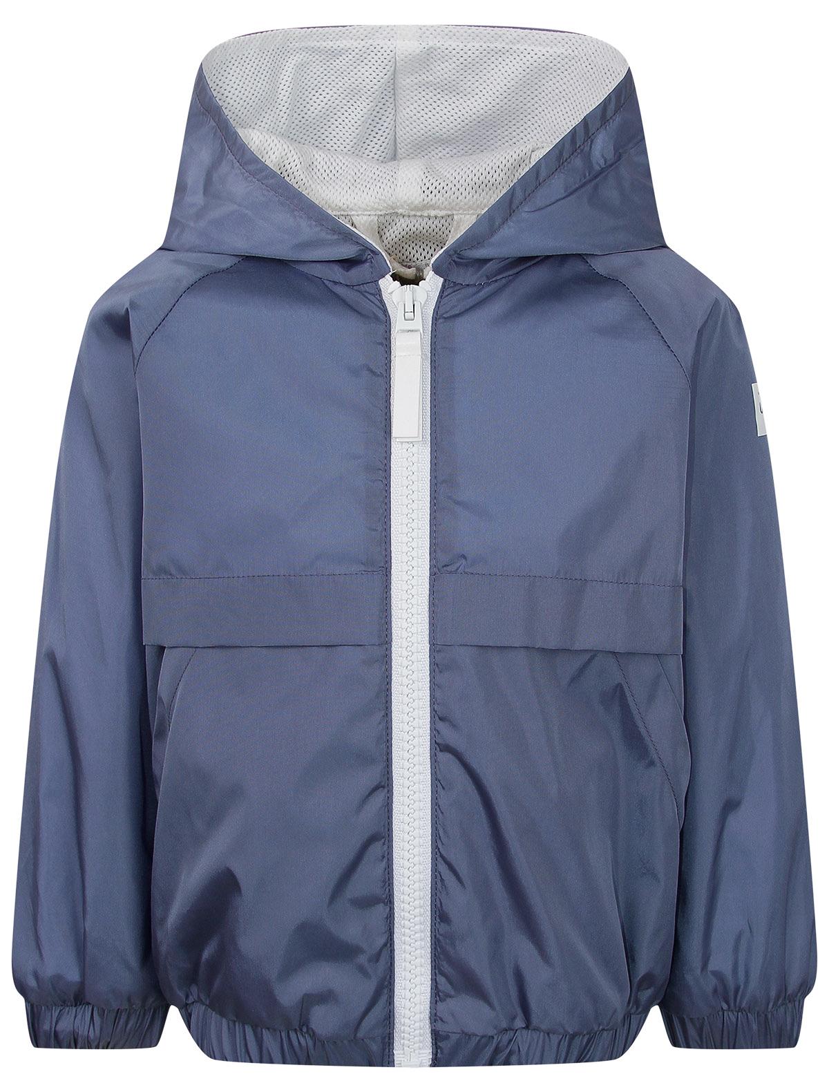 Куртка Il Gufo голубого цвета
