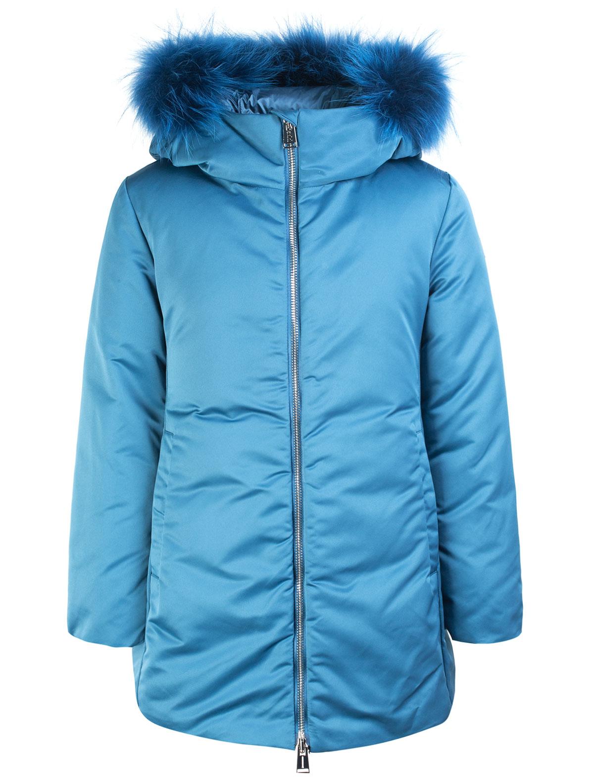 Купить 1873576, Куртка ADD, синий, Женский, 1071409680307