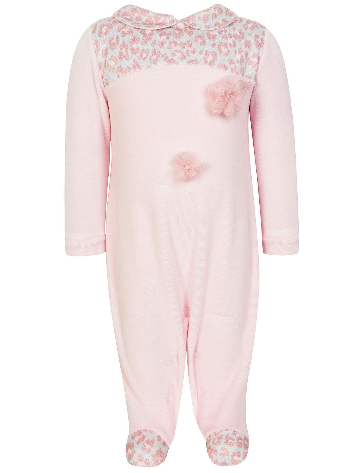 Купить 1897028, Комбинезон Stella Kids, розовый, Женский, 1282609680091