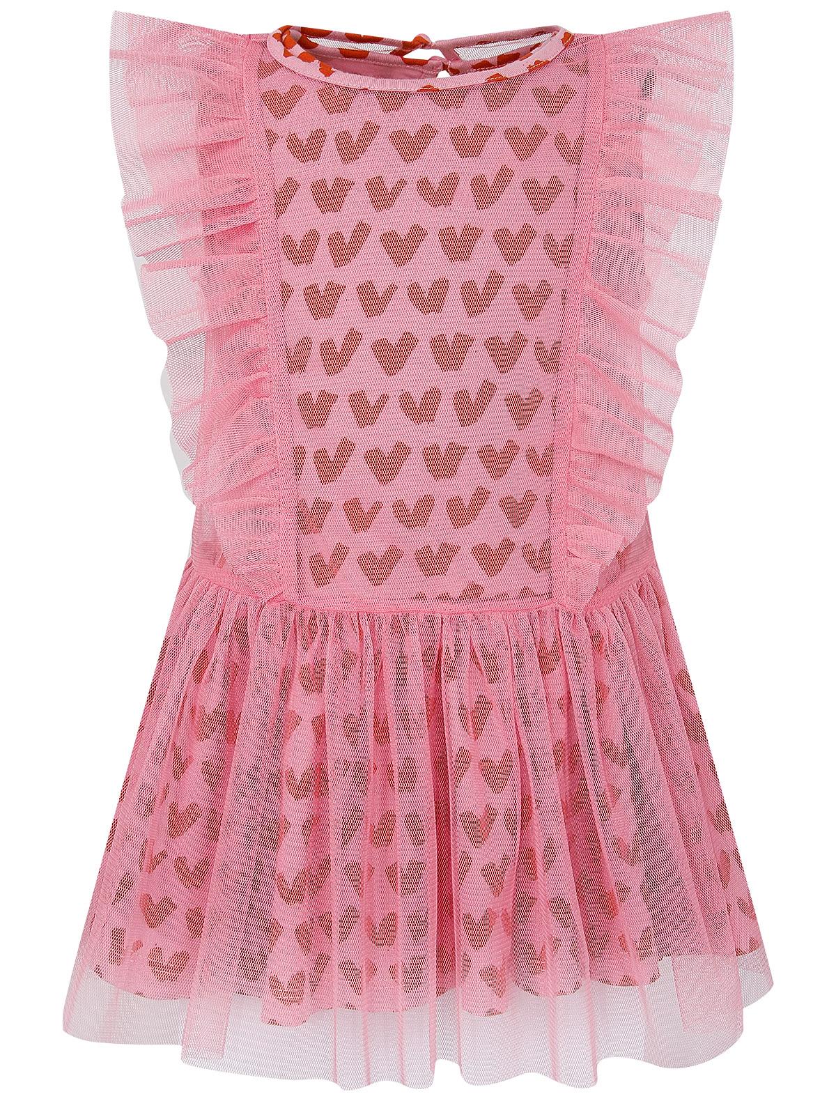 Купить 2278992, Платье Stella McCartney, красный, Женский, 1054509172798