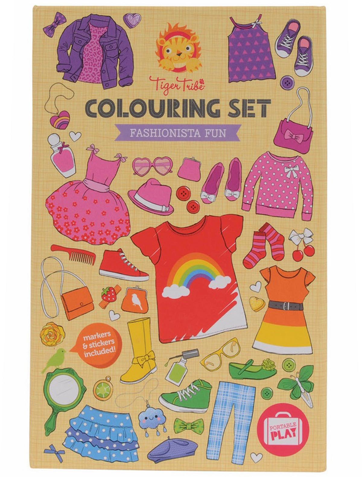Игрушка Tiger Tribe 2142130 разноцветного цвета