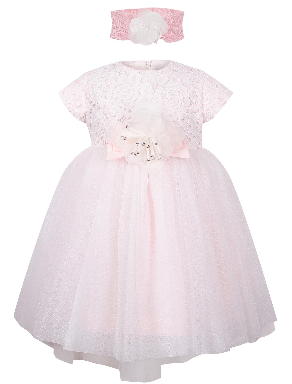 Купить 1956942, Платье Marlu, розовый, Женский, 1052609970320