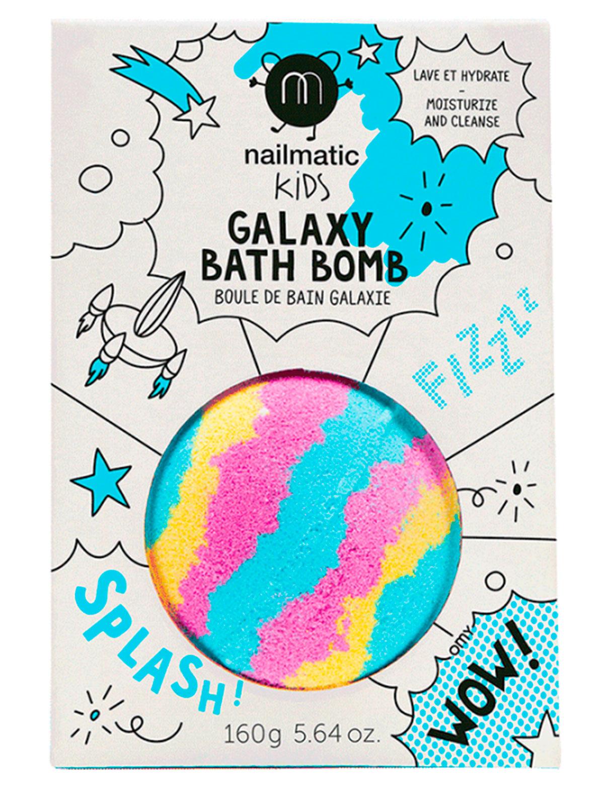 Пена для ванной NAILMATIC 2235313 голубого цвета