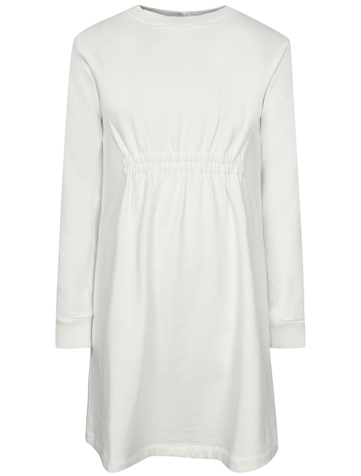 Платье My Junior белого цвета