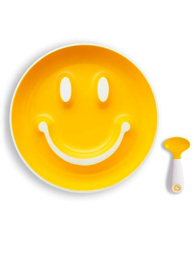 Набор посуды Munchkin 2215908 желтого цвета