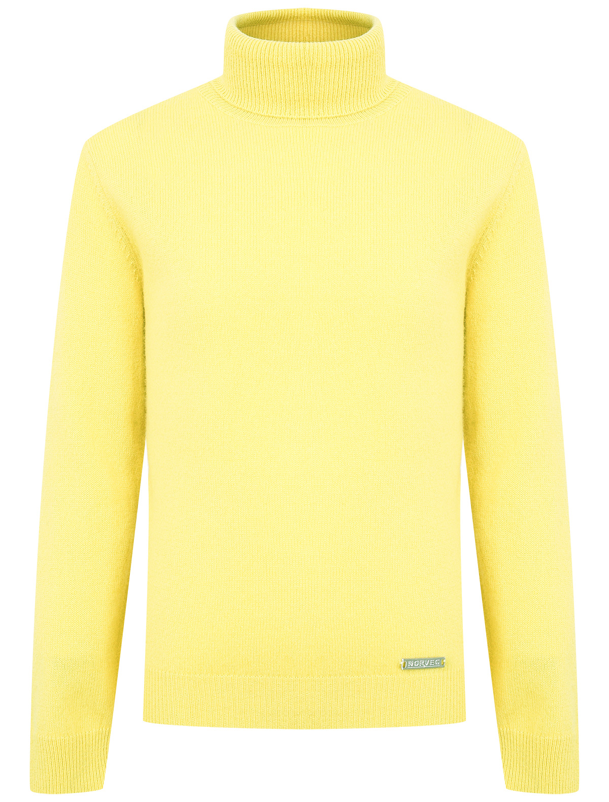 Купить 2122754, Джемпер NORVEG, желтый, Женский, 1262809980023