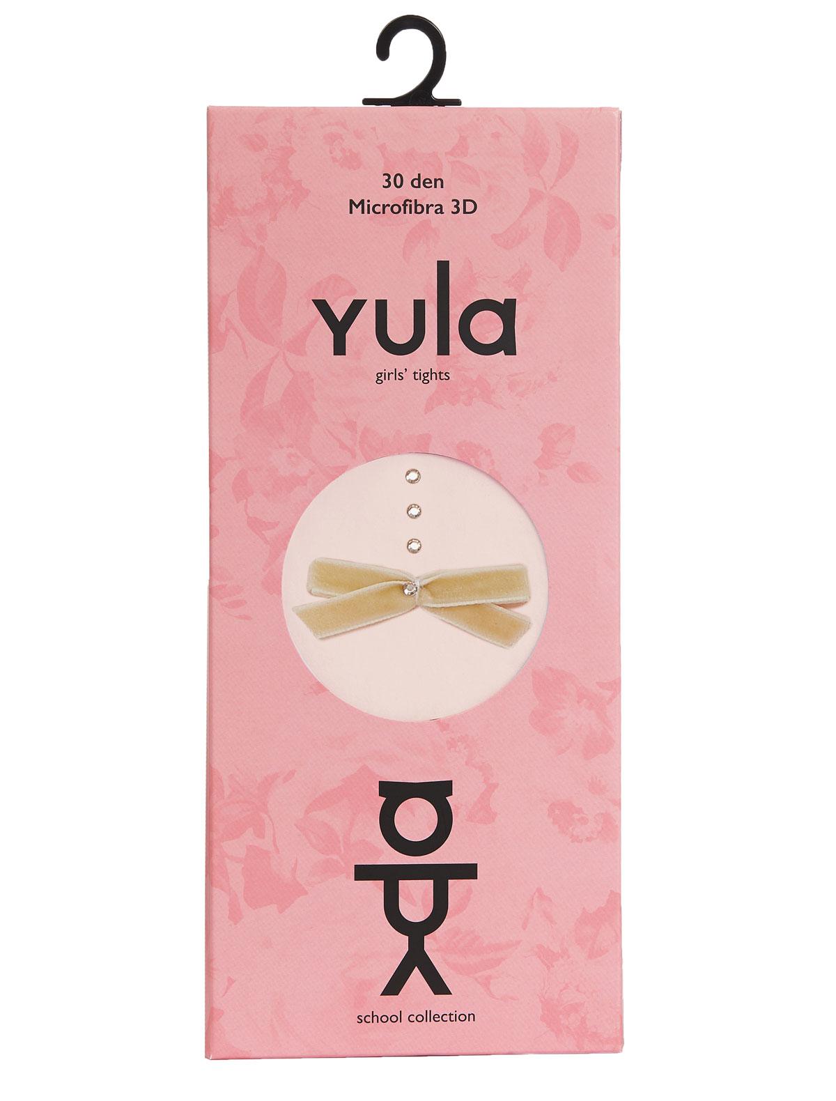 Купить 1898770, Колготки YULA, розовый, Женский, 1292609880834