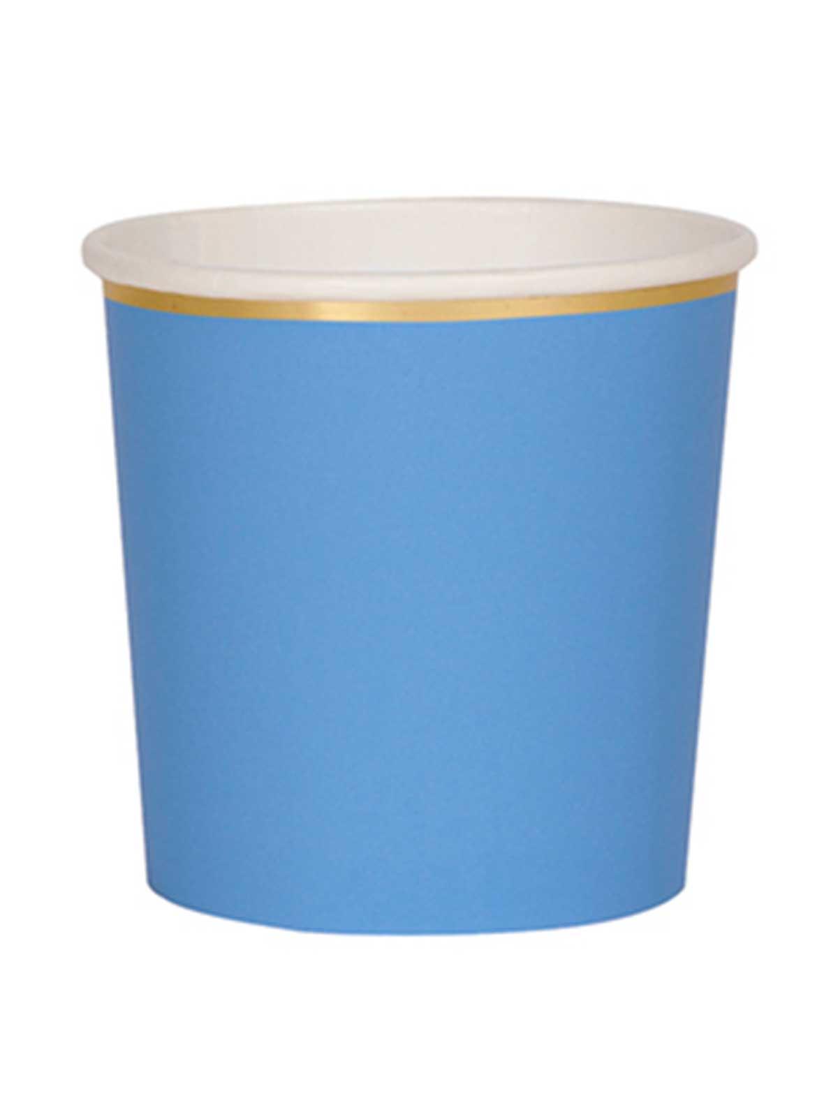 Купить 2259802, Набор посуды Meri Meri, голубой, 2294520081290