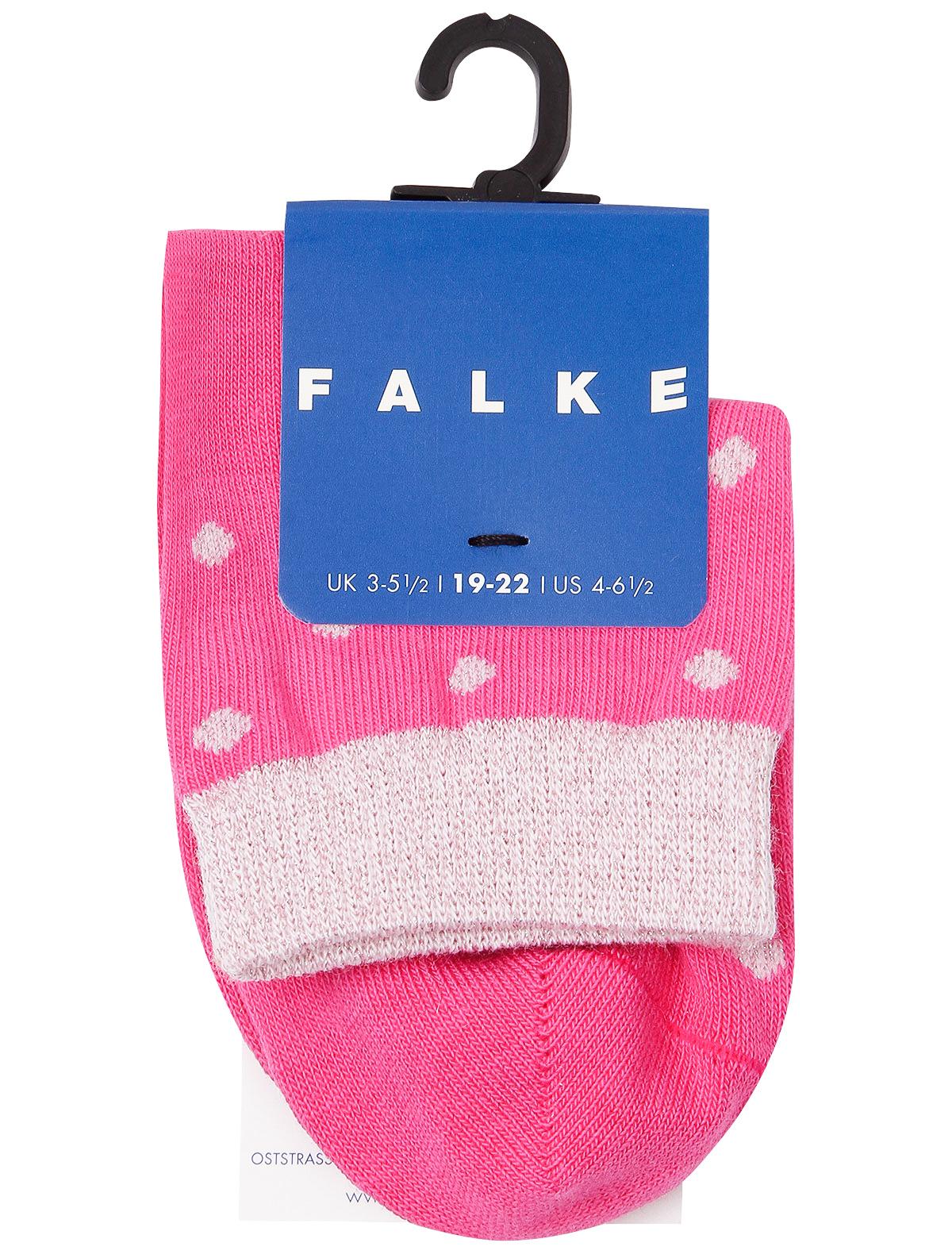 Купить 1959652, Носки FALKE, розовый, Женский, 1532609970327