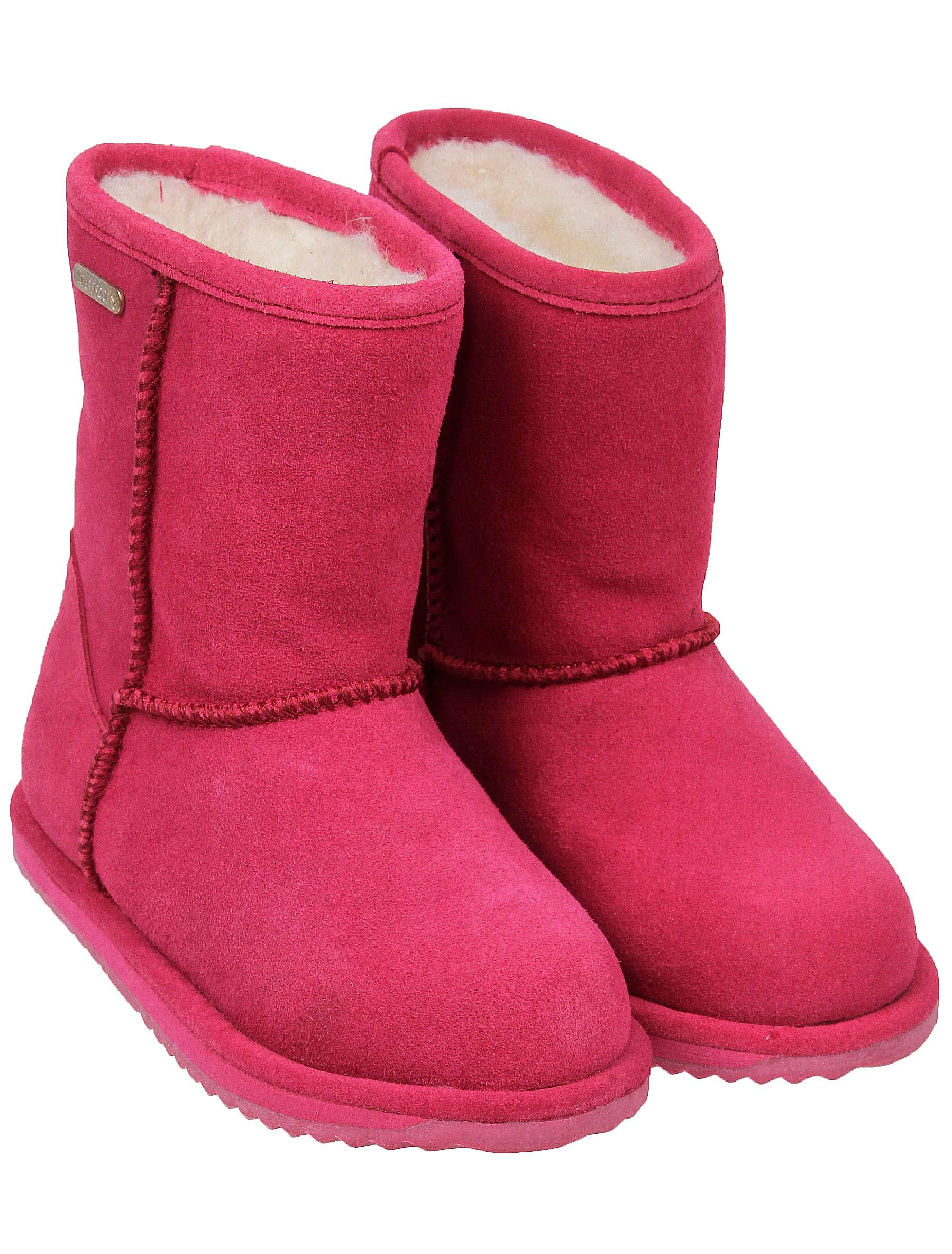 Купить 2246250, Сапоги Emu Australia, розовый, Женский, 2024509080460