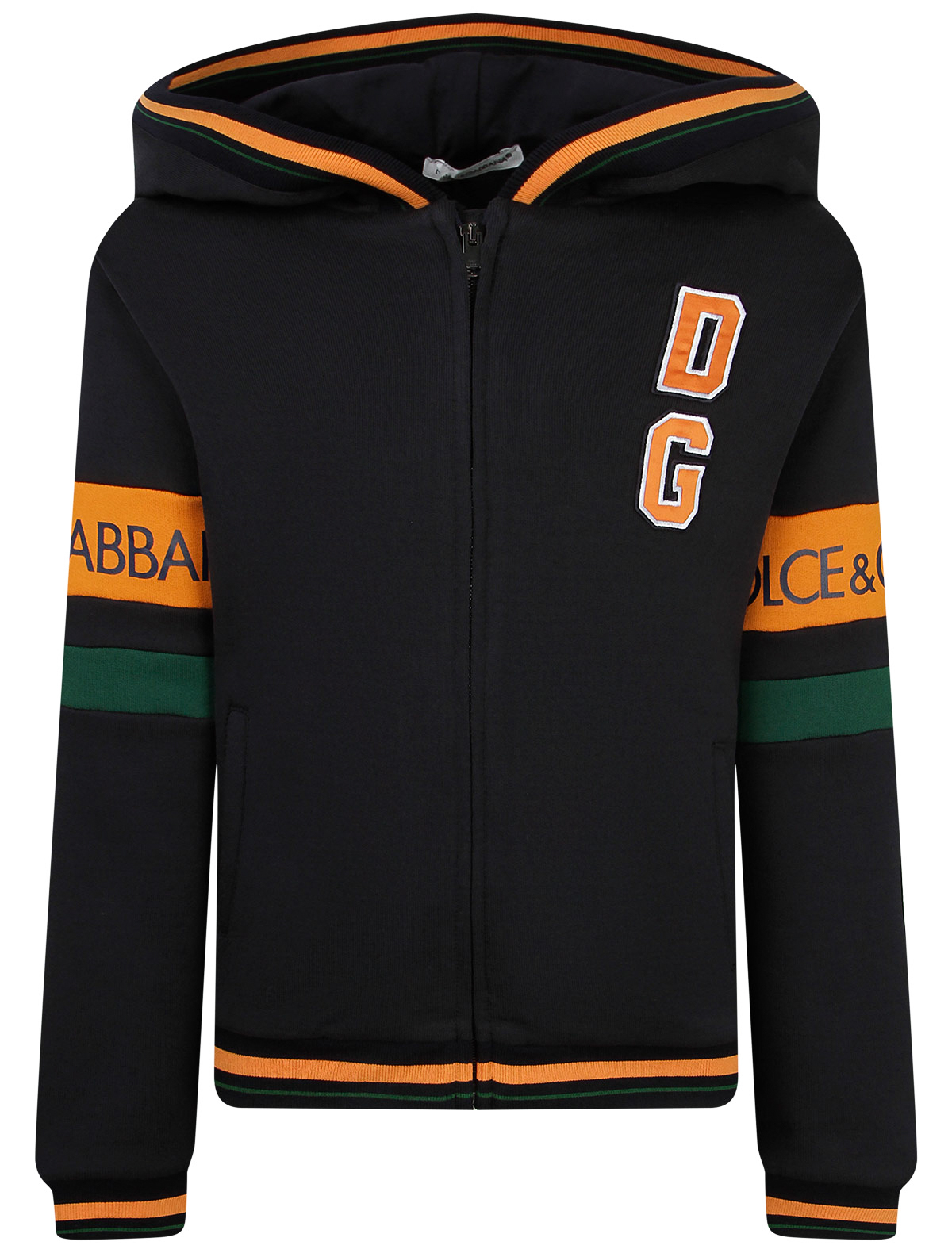 Купить 2264027, Толстовка Dolce & Gabbana, синий, Мужской, 0074519083731