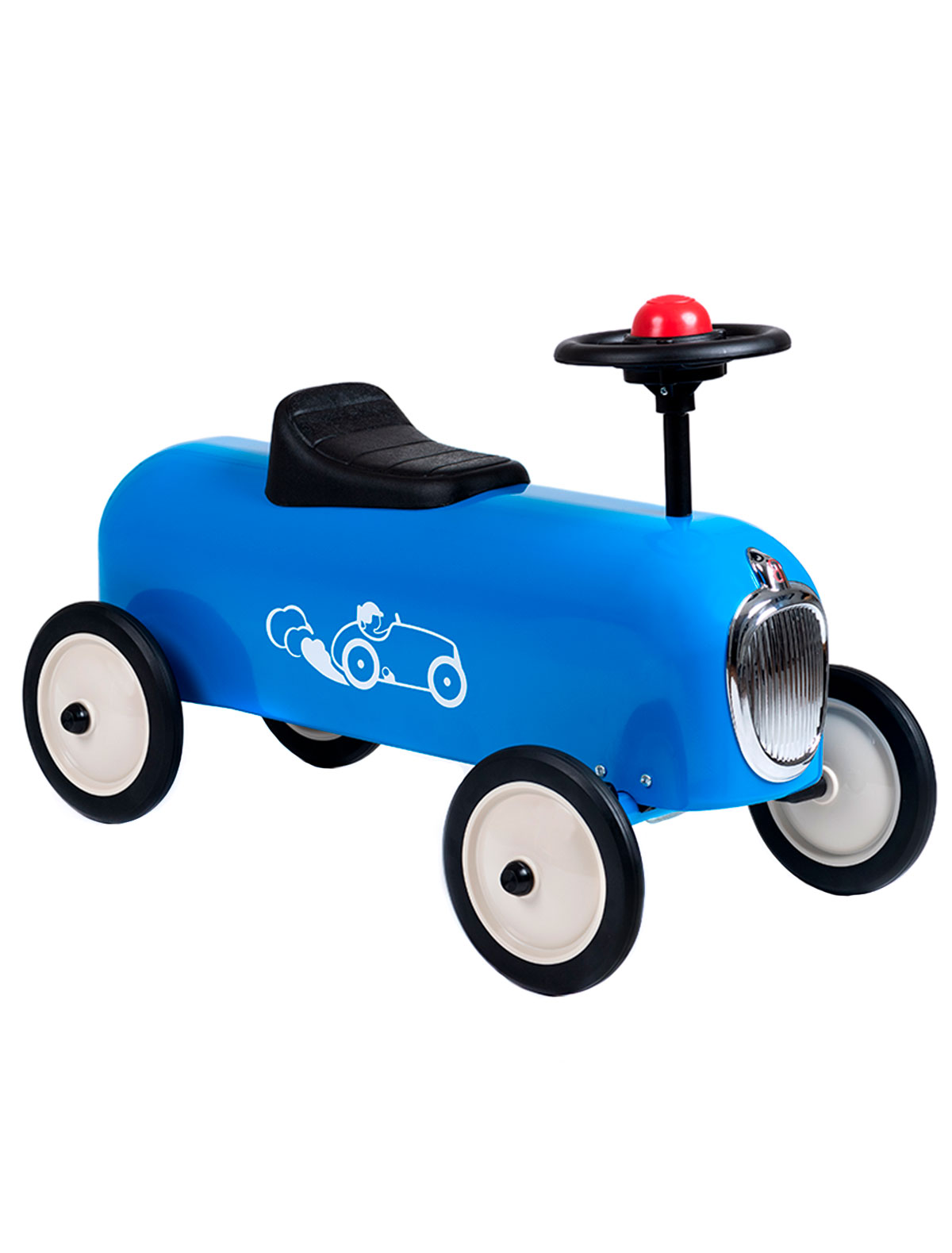 Купить 2202584, Машинка детская Baghera, синий, 7681420070021