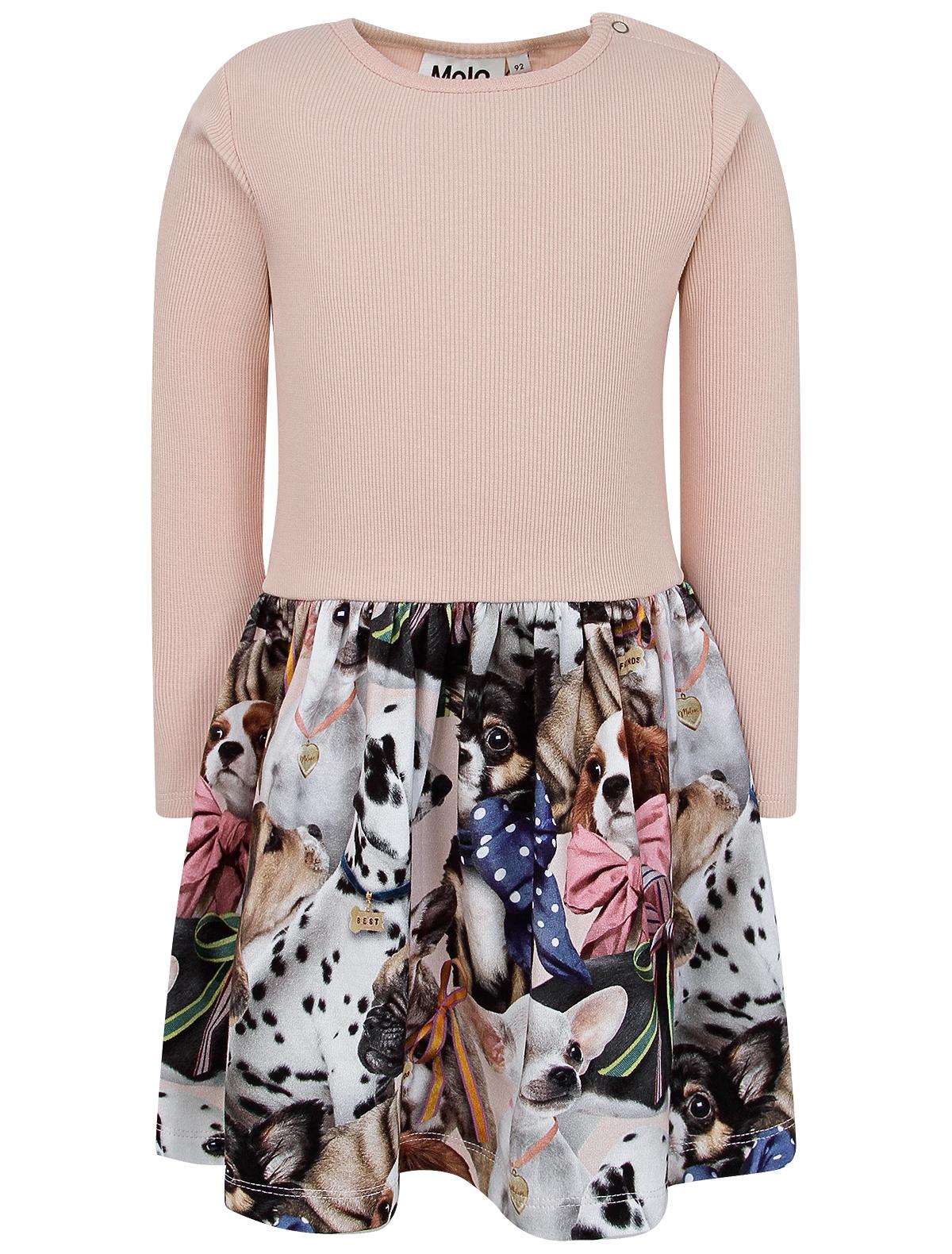 Купить 2270790, Платье MOLO, розовый, Женский, 1054509170060