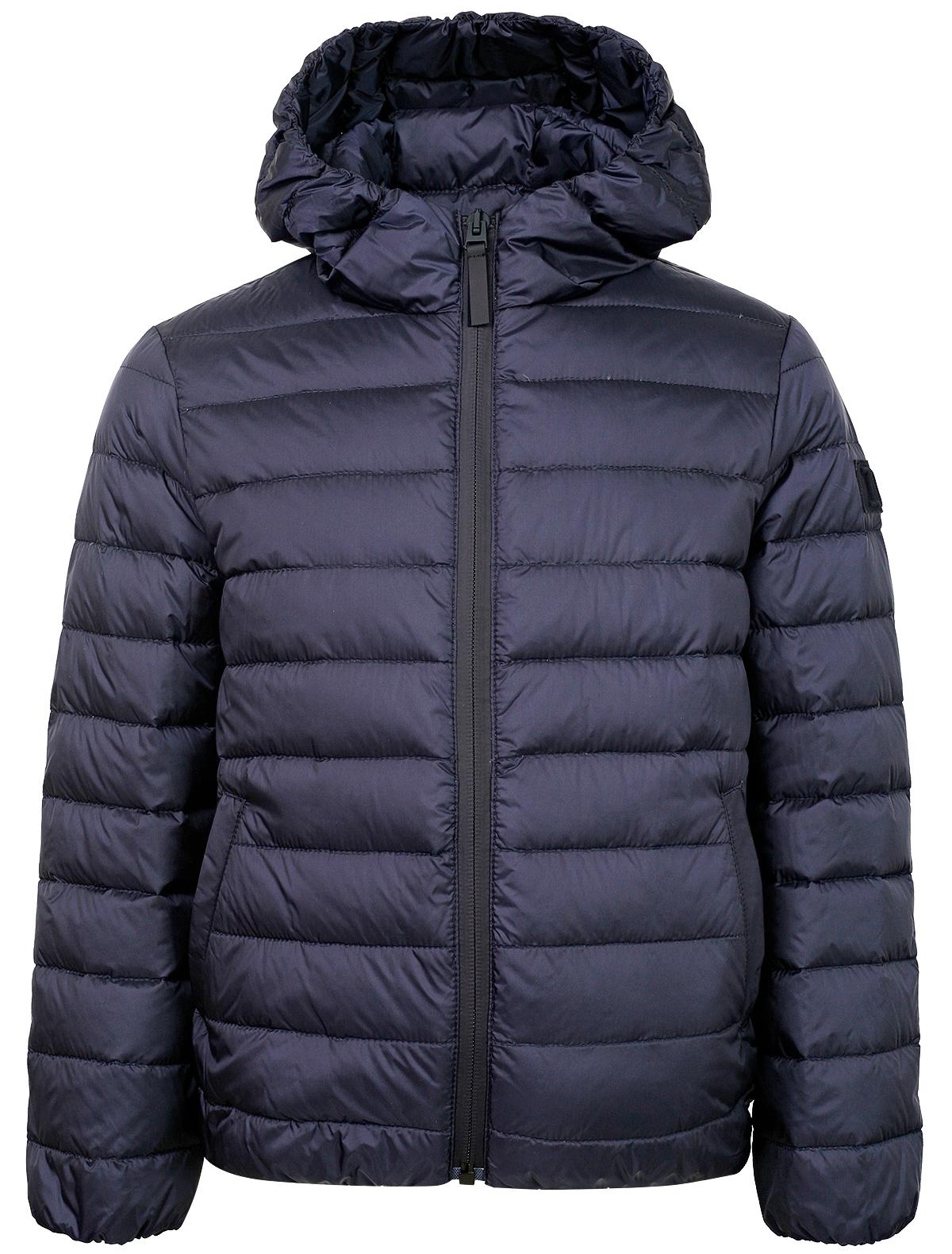 Купить 2171069, Куртка Il Gufo, синий, Мужской, 1074519071195