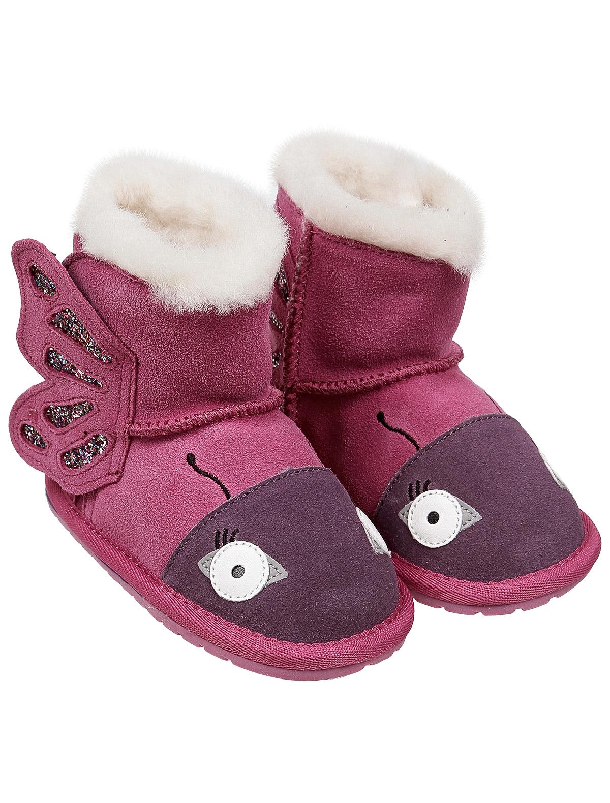 Купить 2255753, Сапоги Emu Australia, розовый, Женский, 2024509081856