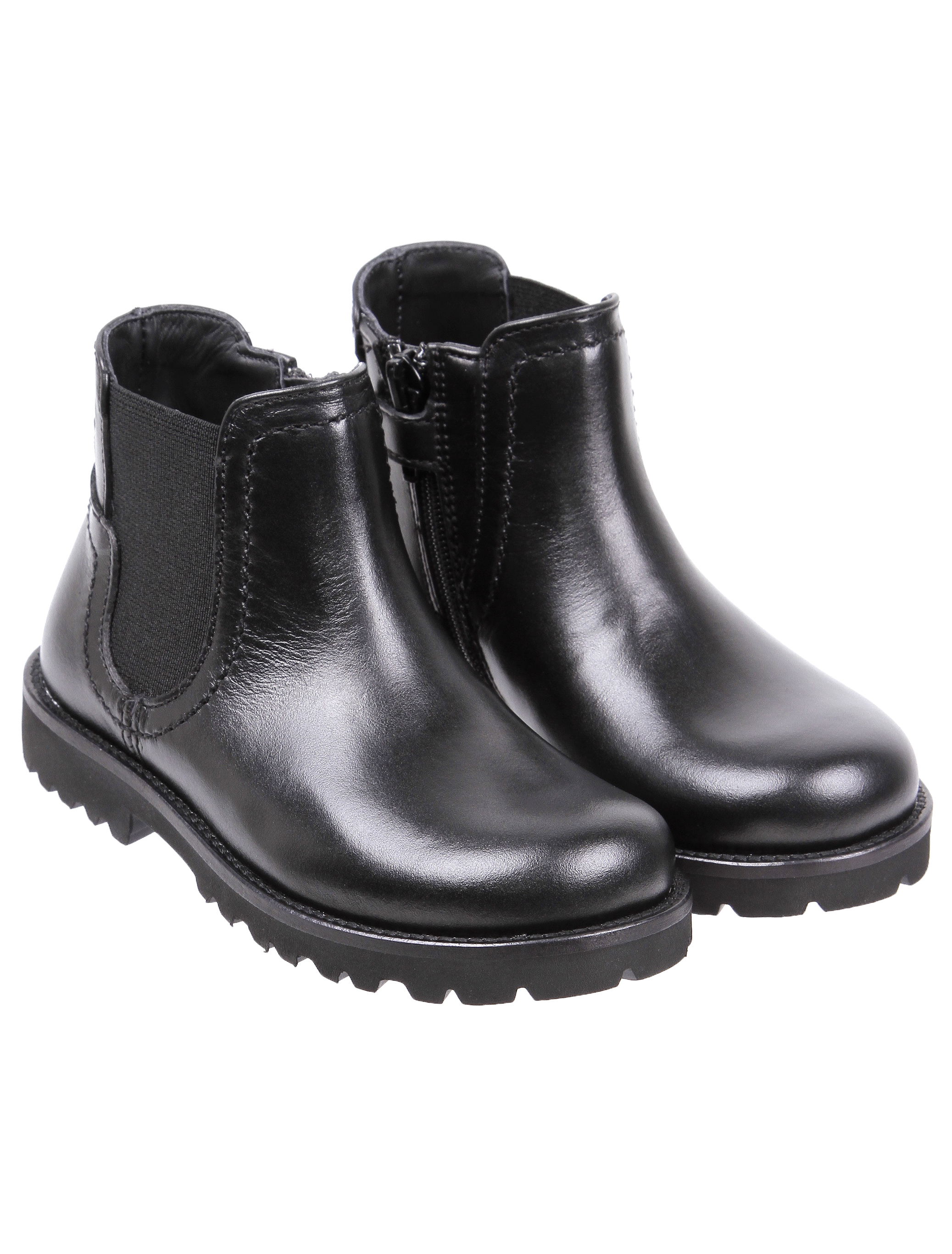 Купить 1845409, Ботинки Dolce & Gabbana, черный, Мужской, 2031119880243