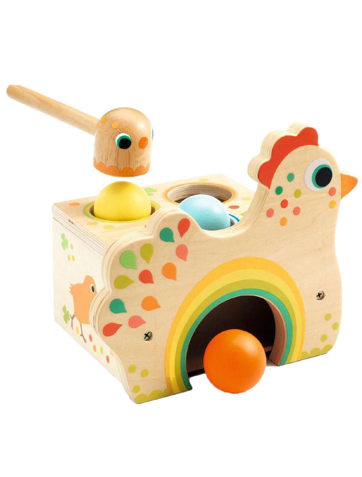 Купить 2135278, Игрушка Djeco, разноцветный, 7132529980969