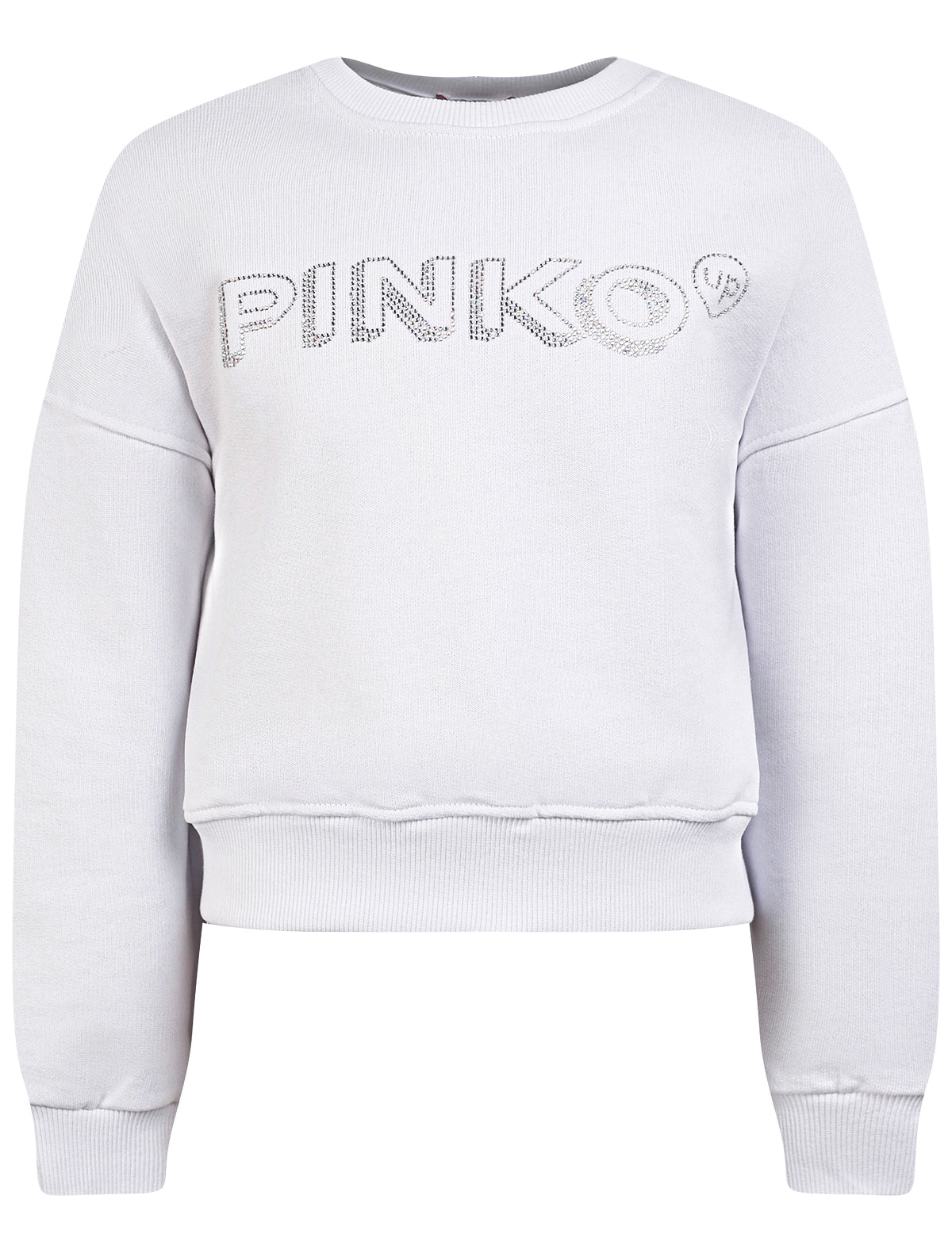 Купить 2276507, Свитшот Pinko Up, белый, Женский, 0084509171041