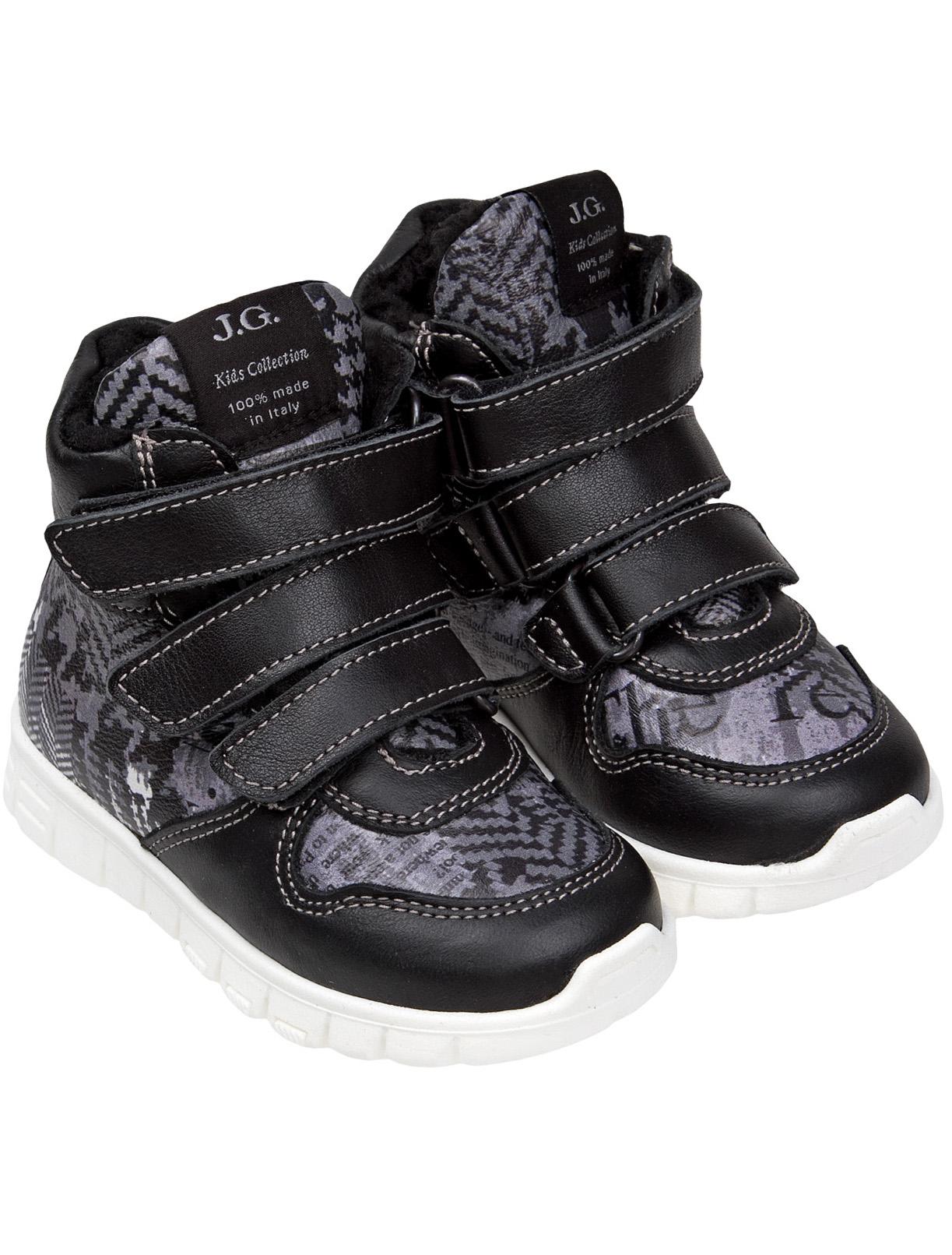 Купить 1916643, Ботинки John Galliano, черный, Мужской, 2031119780093