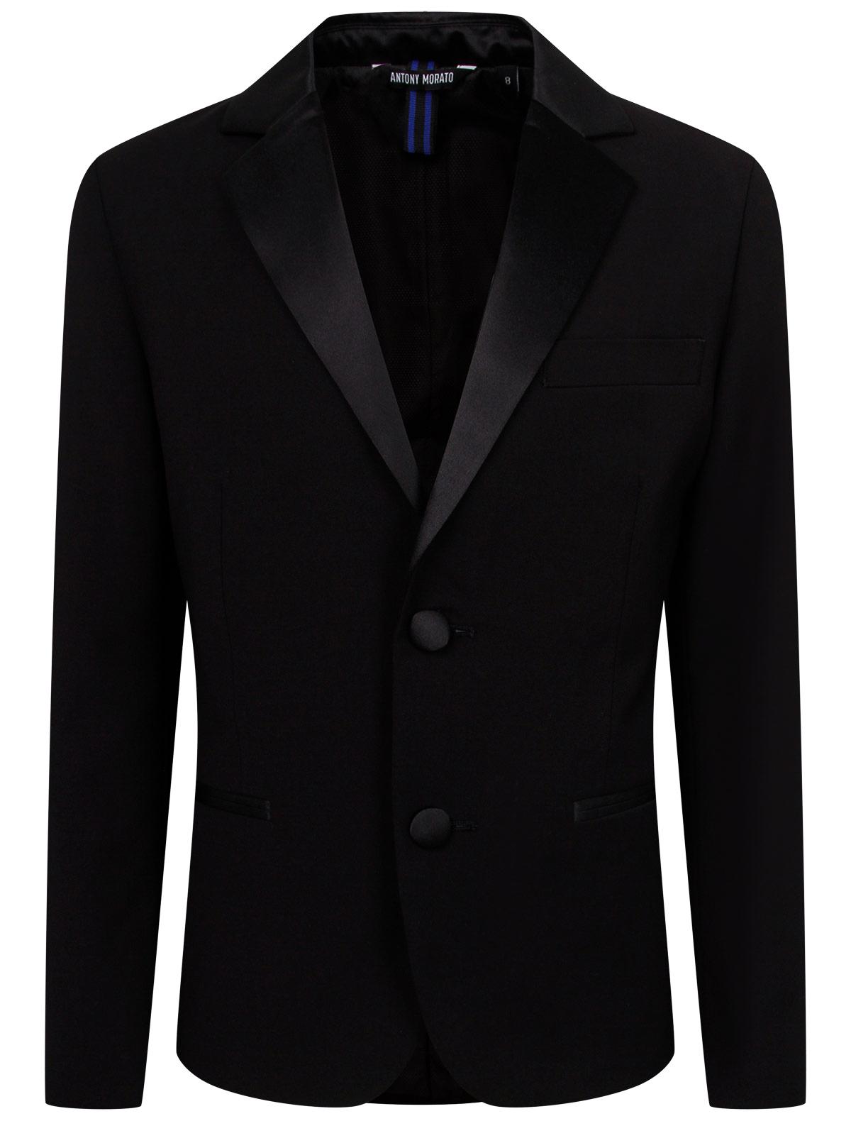 Купить 2232252, Пиджак Antony Morato, черный, Мужской, 1334519080468
