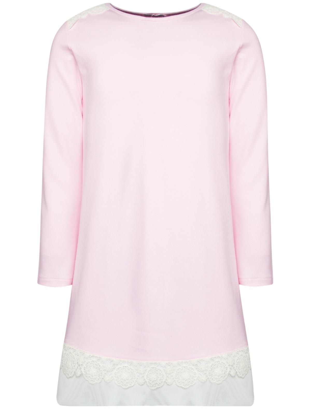 Купить 1929178, Ночная рубашка Sottocoperta, розовый, Женский, 3342609781100