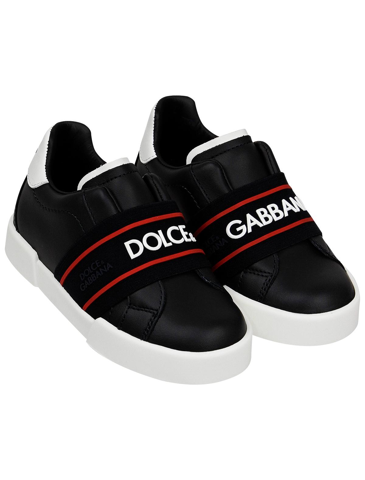 Купить 2231697, Кеды Dolce & Gabbana, синий, 2094519080064