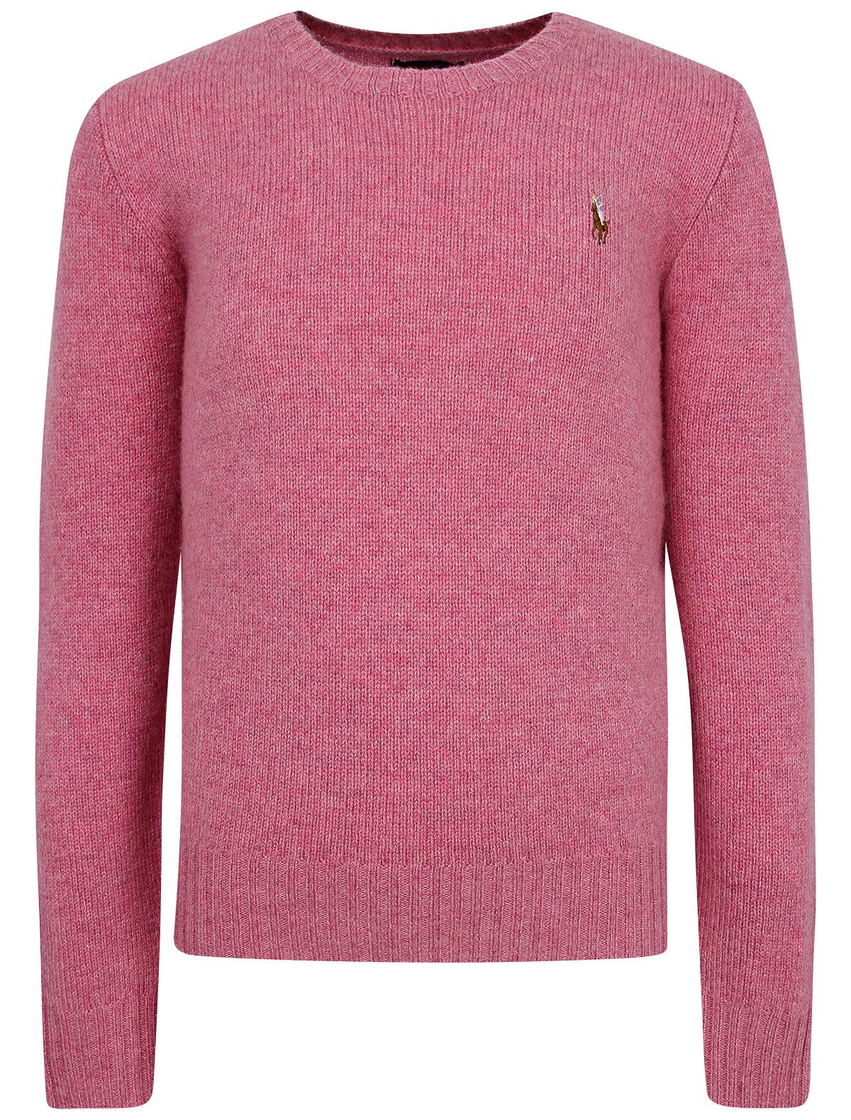 Купить 2037793, Джемпер Ralph Lauren, розовый, Женский, 1262609980025