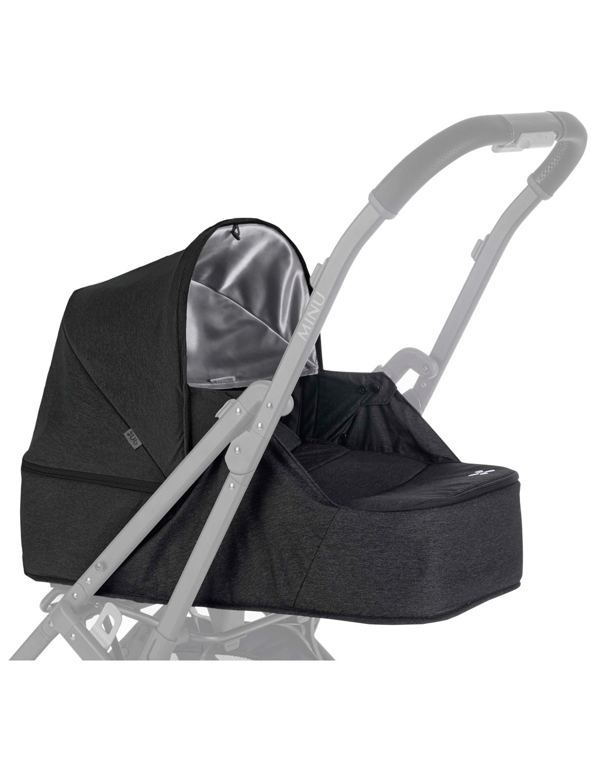 Аксессуар для коляски UPPAbaby 2152448 черного цвета