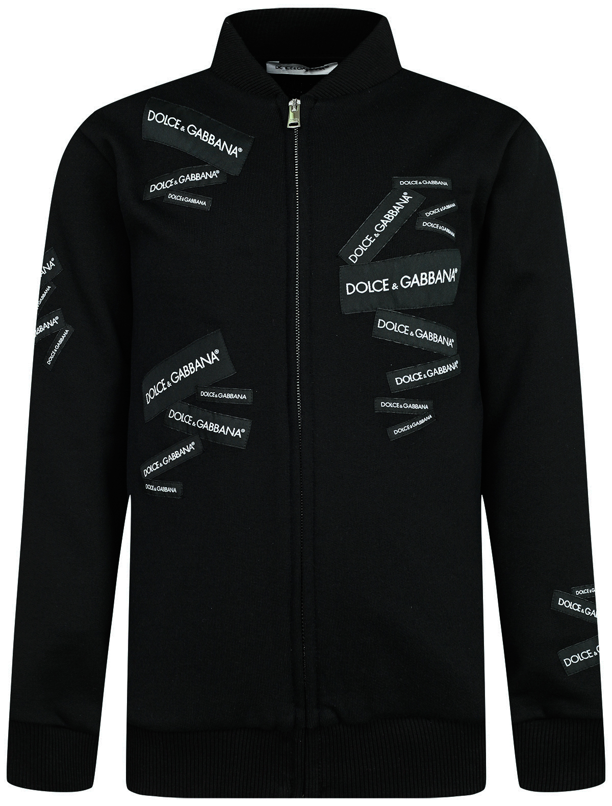 Купить 2002722, Толстовка Dolce & Gabbana, черный, Мужской, 0071119970096