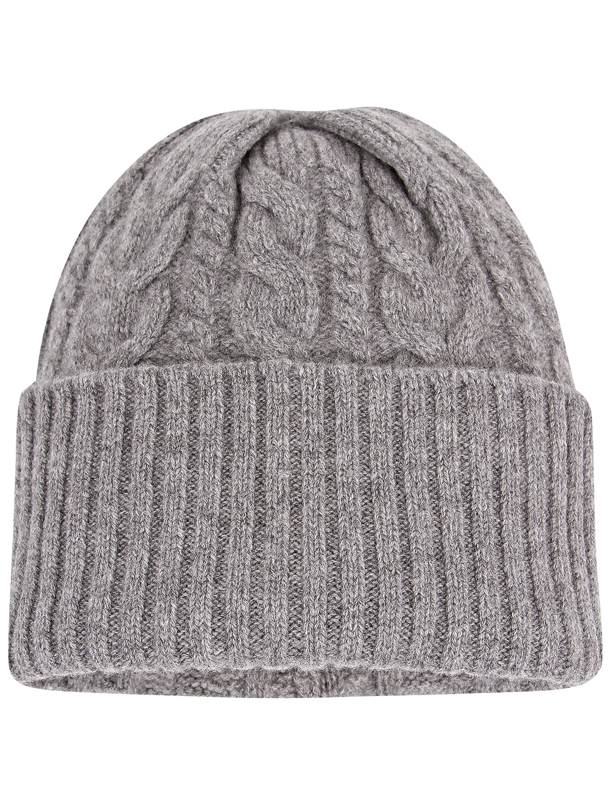 Купить 2249819, Шапка Air wool, серый, 1354529081033