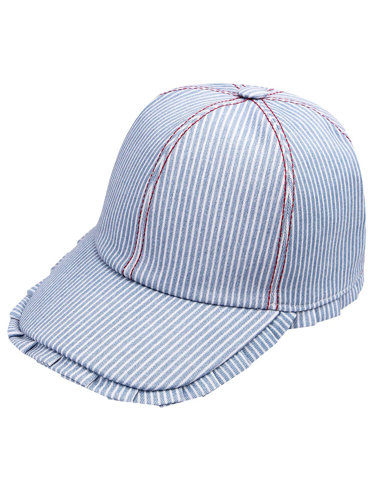 Купить 1891002, Кепка Dior, голубой, Женский, 1181509870048