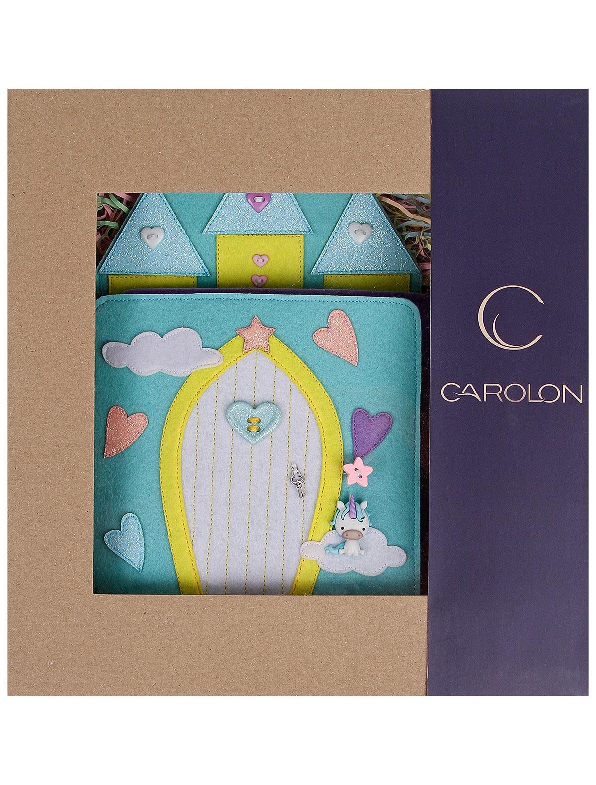 Купить 2231139, Игрушка мягкая Carolon, голубой, 7124520080212