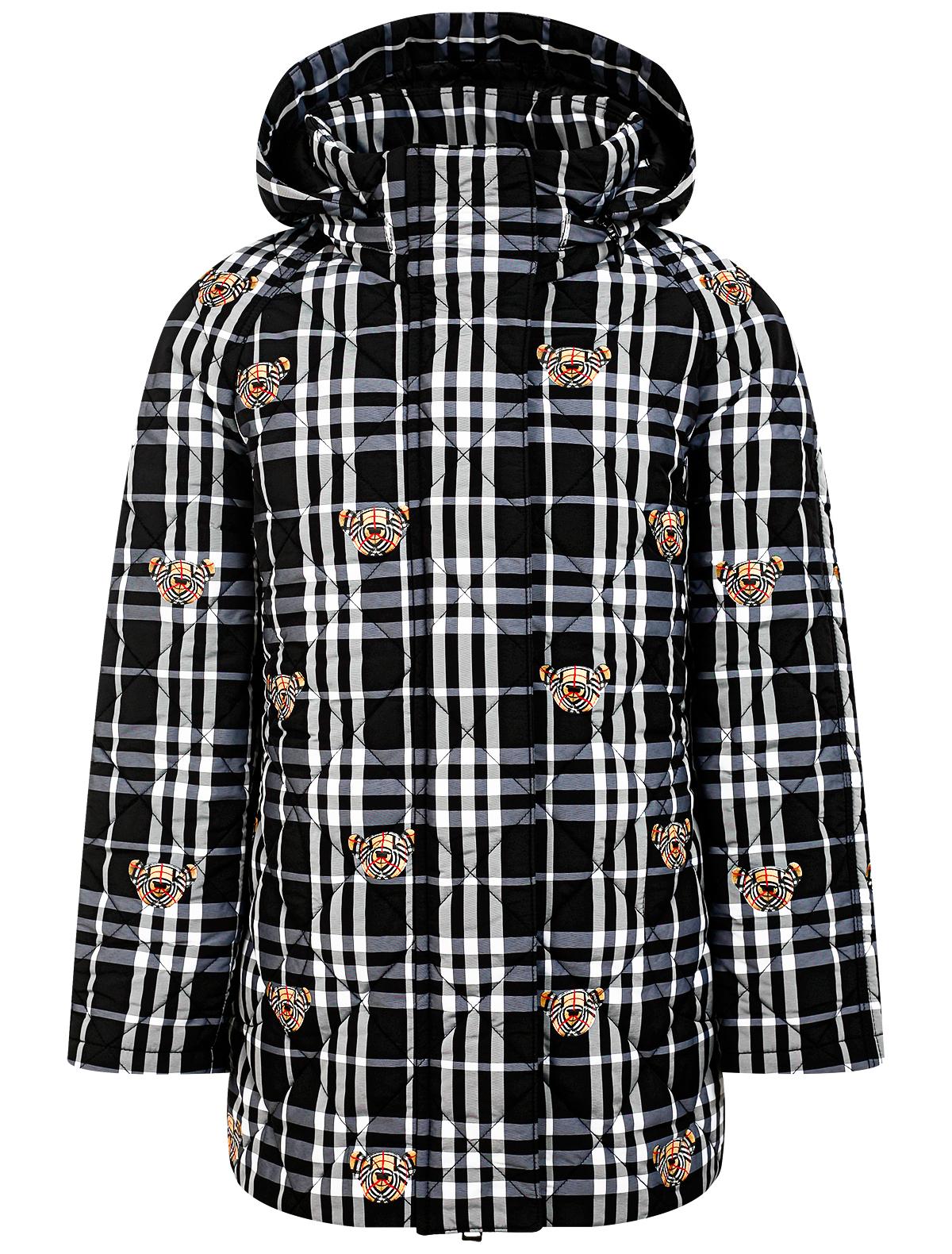 Купить 2340815, Куртка Burberry, черный, Женский, 1074509180791