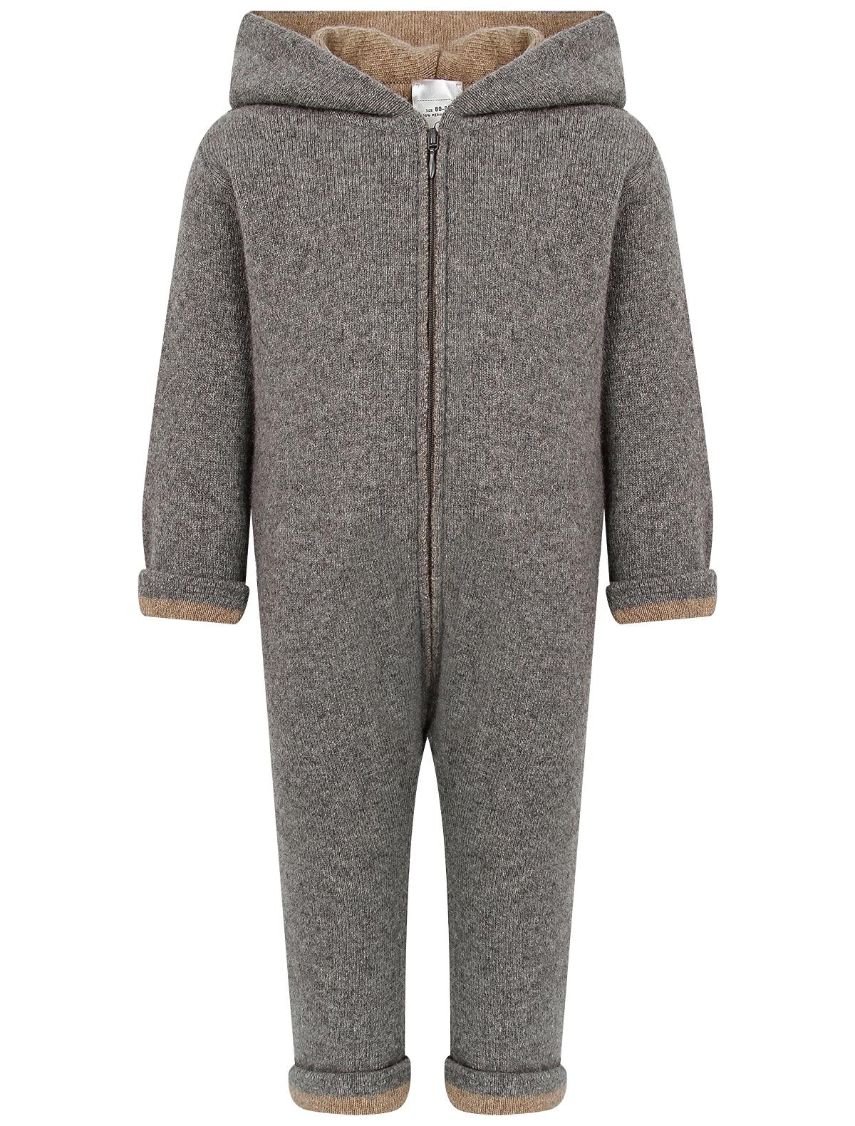 Купить 2256798, Комбинезон Air wool, серый, 1284529080609