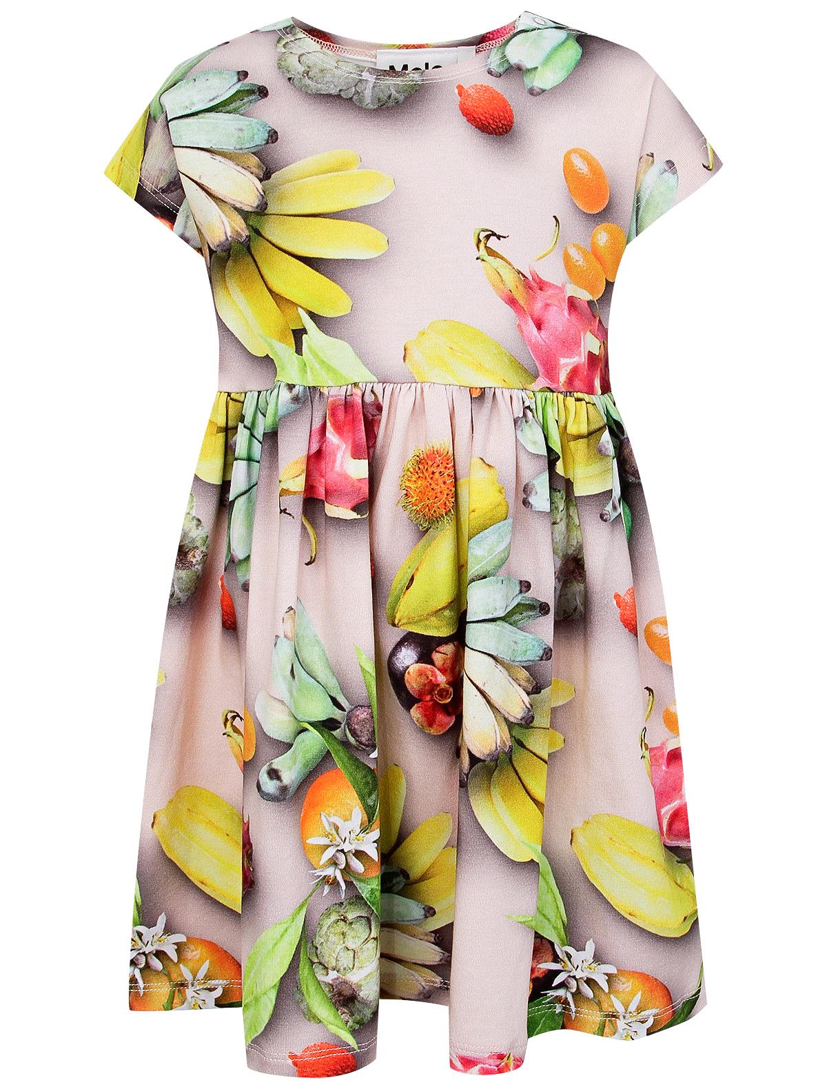 Купить 2164273, Платье MOLO, розовый, Женский, 1052609070419