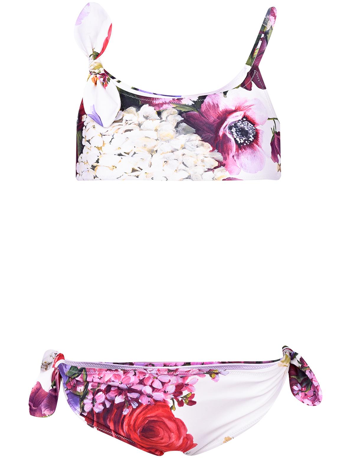 1948259, Купальник Dolce & Gabbana, белый, Женский, 0883909970205  - купить со скидкой