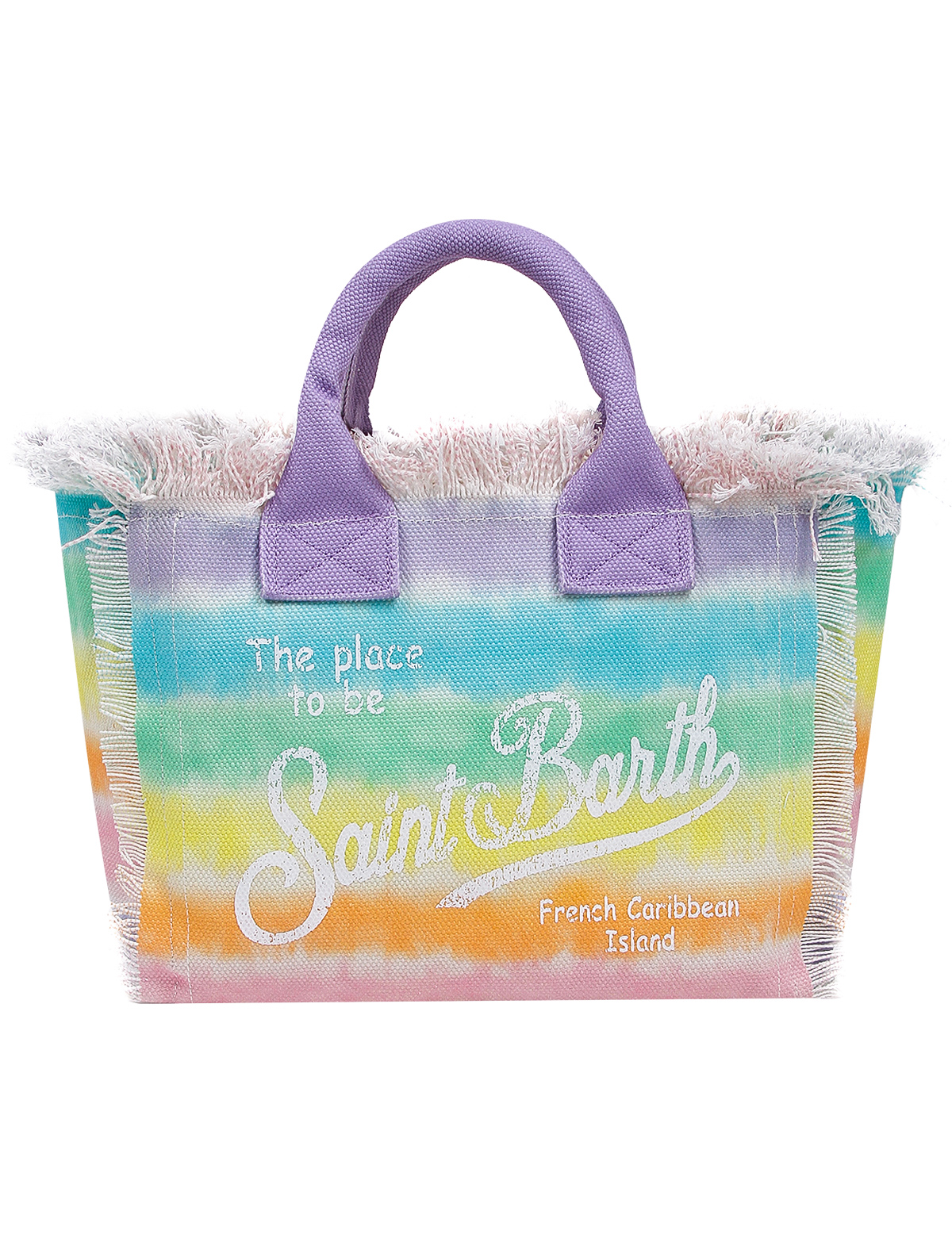 Сумка пляжная MC2 Saint Barth 2312061 разноцветного цвета