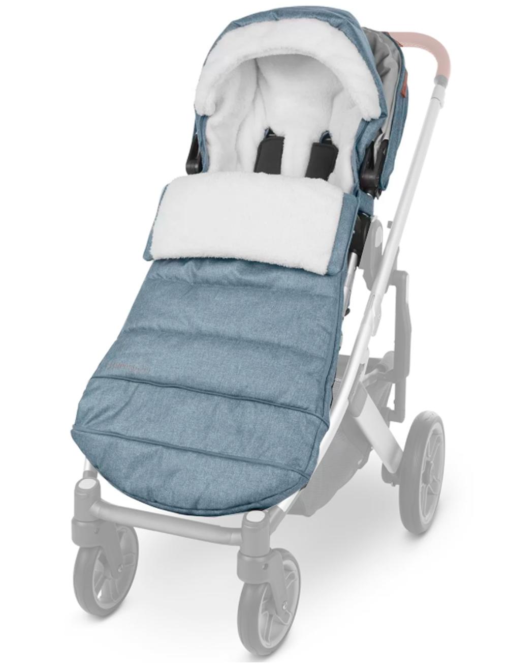 2267840, Аксессуар для коляски UPPAbaby, голубой, 3984528080072  - купить со скидкой