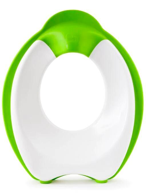 Сиденье на унитаз Munchkin 2215936 зеленого цвета