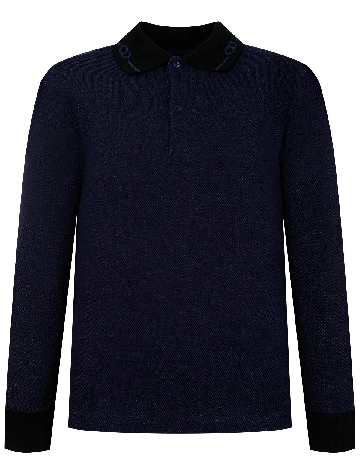 Купить 2245332, Поло Dior, синий, Мужской, 1144519081828