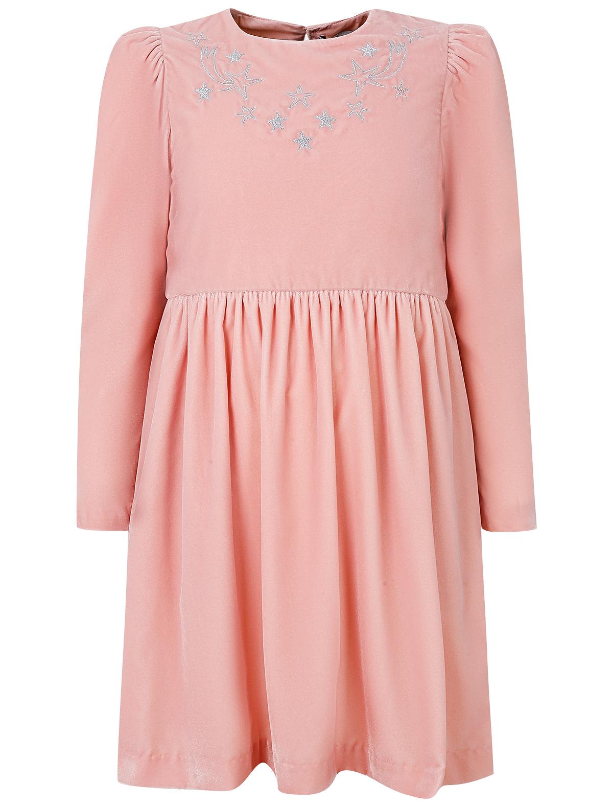 Купить 2047517, Платье Stella McCartney, розовый, Женский, 1052609980480