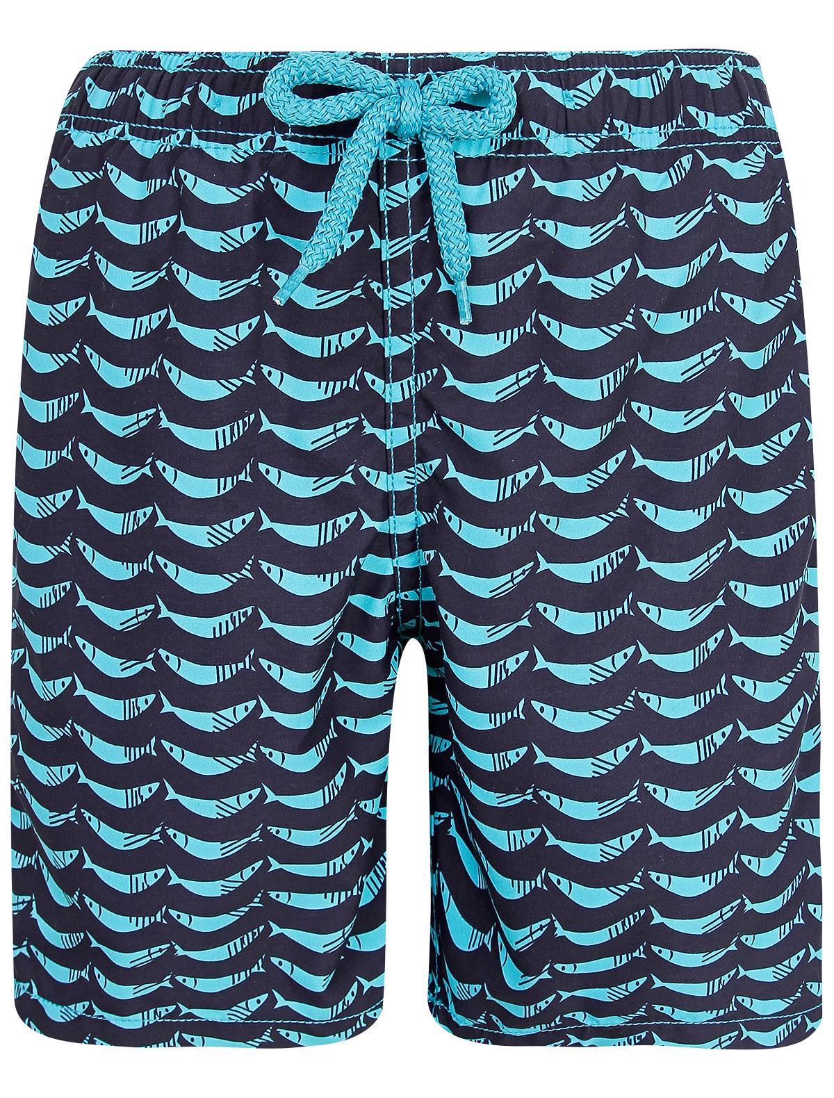 Купить 2020879, Шорты пляжные VILEBREQUIN, синий, Мужской, 4101419970055