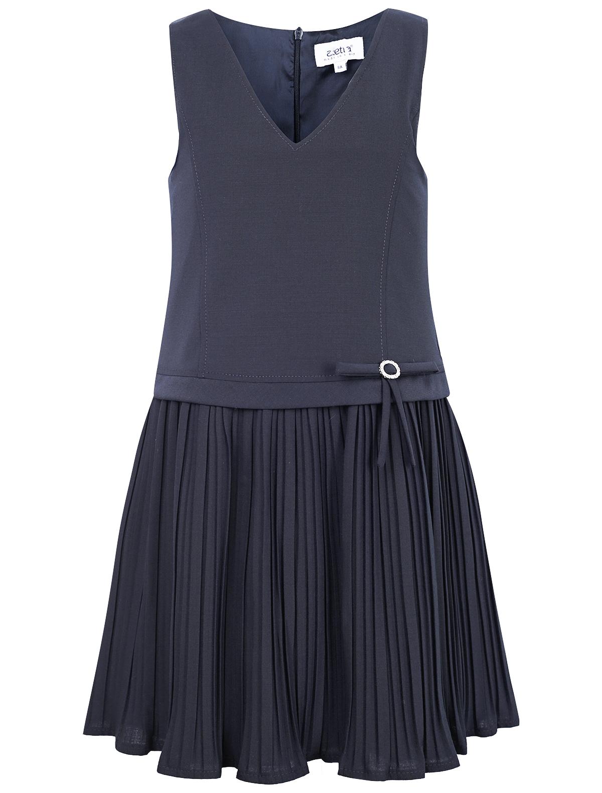 Купить 2032984, Платье Aletta, синий, Женский, 1051409980256