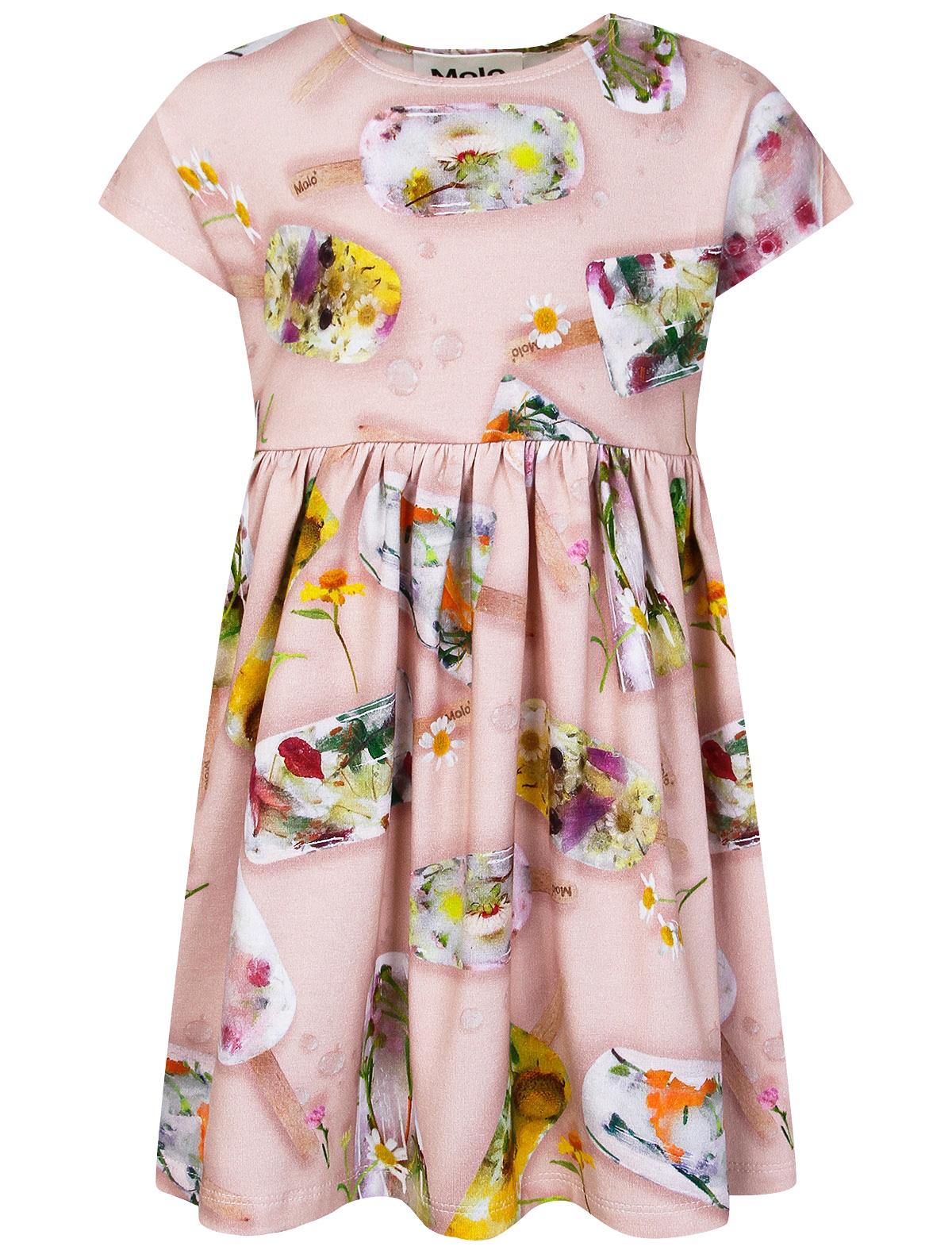 Купить 2301284, Платье MOLO, розовый, Женский, 1054609173459