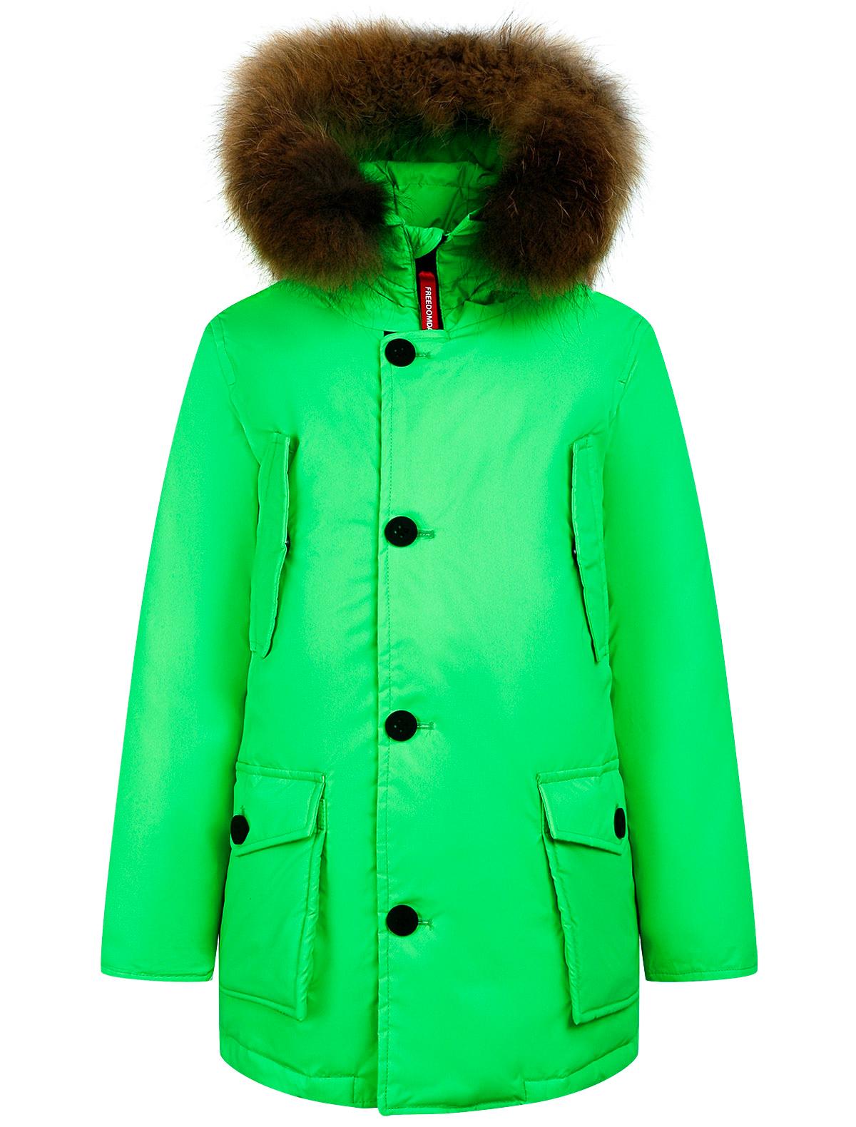 Купить 2243672, Куртка FREEDOMDAY, зеленый, Мужской, 1074519084164