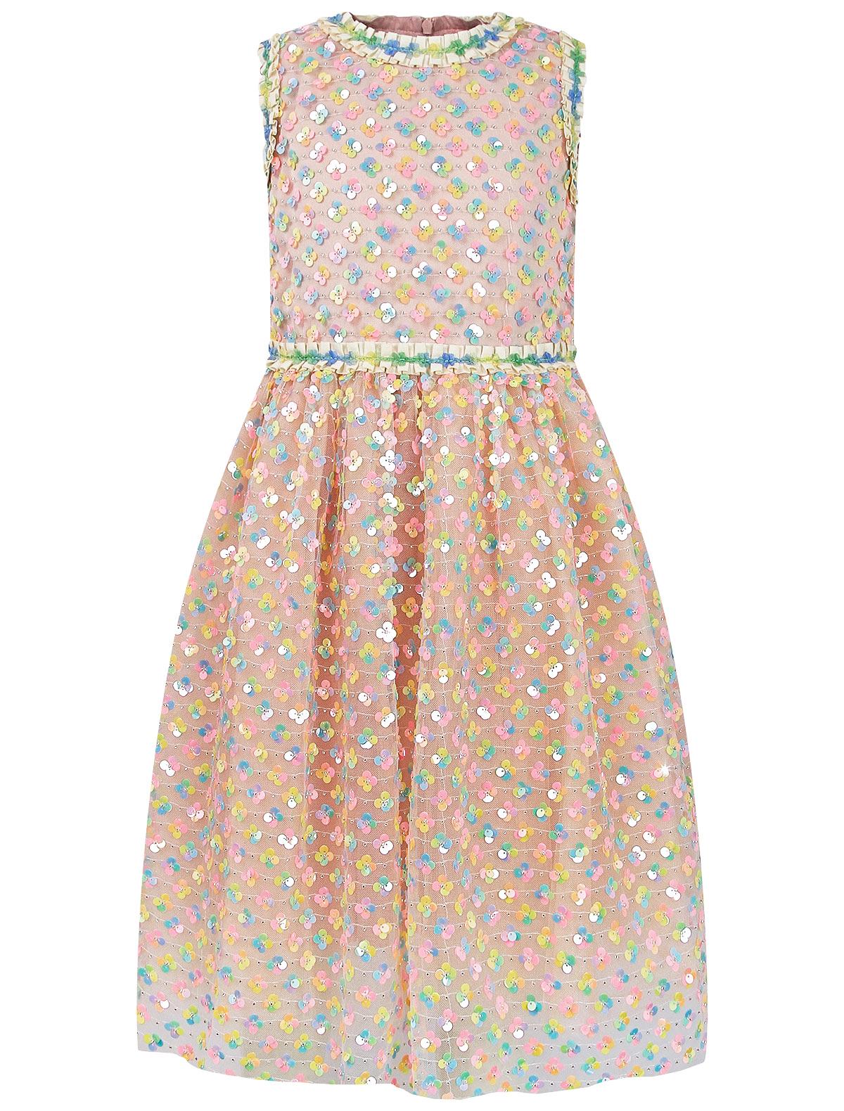 Купить 2291070, Платье EIRENE, розовый, Женский, 1054509179100