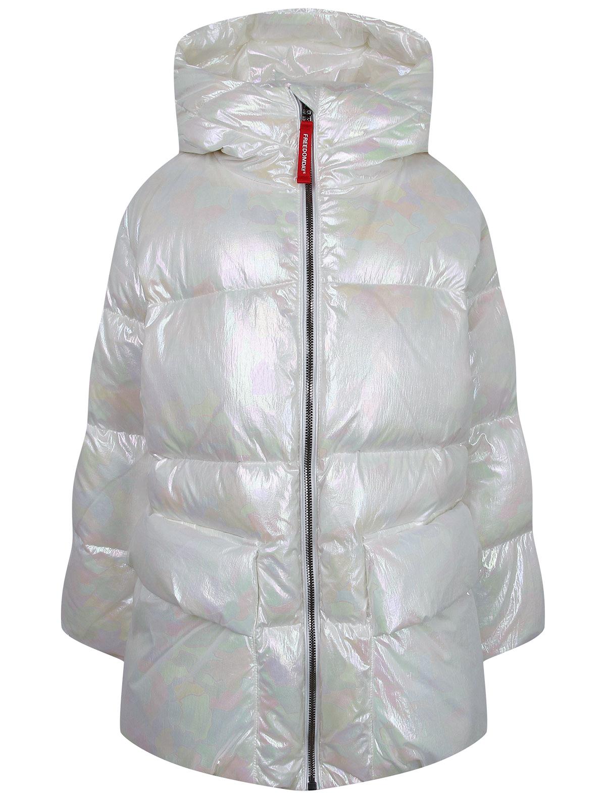 Купить 2243486, Куртка FREEDOMDAY, белый, Женский, 1074509082989