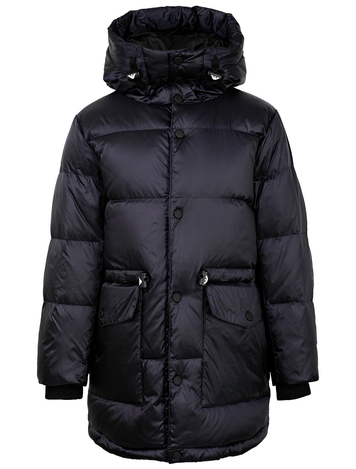 Купить 2130178, Куртка Armani Junior, синий, Мужской, 1071419980442